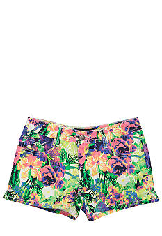 Jessica Simpson Shadow Short Girls 4-6x