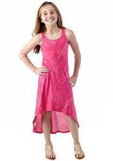 Jessica Simpson Mariya High-Low Maxi Dress Girls 7-16