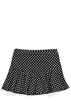 Jessica Simpson Leighton Dot Flip Skirt Girls 7-16