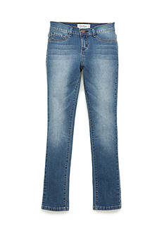 Jessica Simpson Algae Kiss Me Skinny Jean Girls 7-16