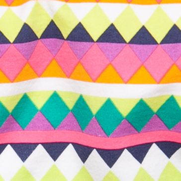 Girls Underwear: Multi Diamonds Maidenform Seamless Hipster Girls 7-16