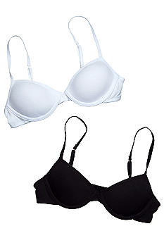 Maidenform 2-Pack Underwire Bra Girls