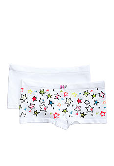 Maidenform 2-Pack Seamfree Minishort Girls 7-16