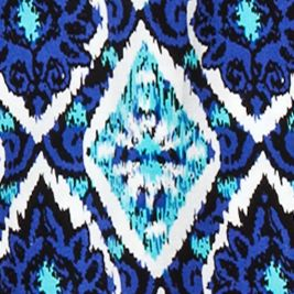 Baby & Kids: Pants Sale: Blue Squeeze Crochet Printed Palazzo Pants Girls 7-16