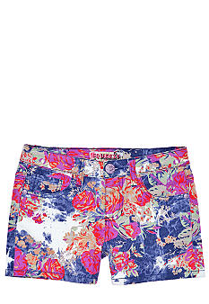 Squeeze Floral Shorty Short Girls 7-16