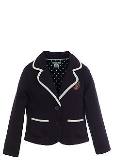 Hartstrings Knit Blazer Girls 7-16