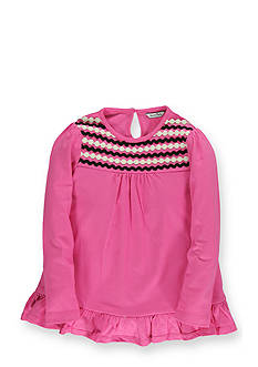 Hartstrings Knit Chevron Tunic Girls 7-16