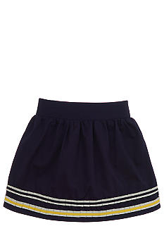 Hartstrings Ribbon Trim Skirt Girls 4-6X