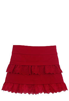 Hartstrings Eyelet Skirt Girls 7-16