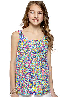 Red Camel Girls Mini Floral Tank  Girls 7-16