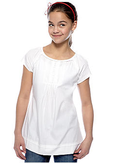 Red Camel Girls Raglan Babydoll Shirt Girls 7-16