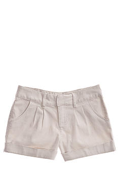 Red Camel Girls Pleated Twill Short Girls 7-16