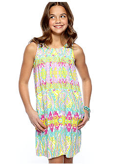 Red Camel Girls Paisley Ikat Dress Girls 7-16