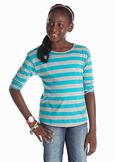 Red Camel Girls® Stripe Tee Girls 7-16