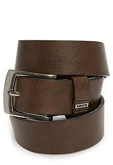 Levi's Leather Belt Boys 8-20