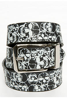 Levi's Reversible Skull Belt - Boys 8-20