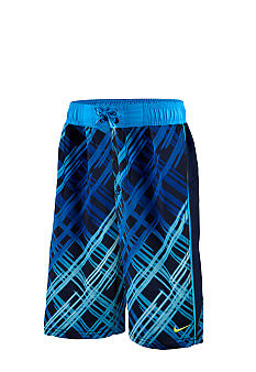 Nike Hyper Plaid Trunk Boys 8-20
