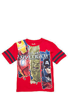 Marvel I'm An Avenger Tee Boys 4-7