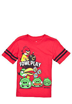 Angry Birds Screen Tee Boys 4-7