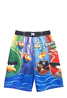 Angry Birds Space Swim Trunk Boys 4-7
