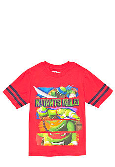 Nickelodeon Mutants Rule Tee Boys 4-7