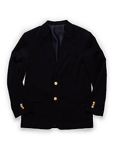 Izod 2 Button Blazer - Boys 4-7