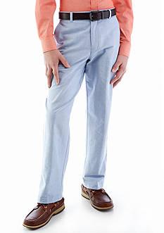 Izod Chambray Pants Boys 8-20