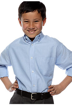 Izod Oxford Shirt  Boys 8-20