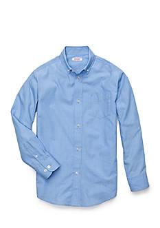 IZOD Stripe Woven Shirt Boys 8-20