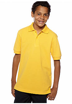 Izod Uniform Polo Boys 8-20