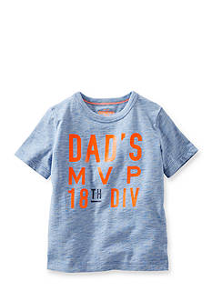 OshKosh B'gosh 'Dad's MVP' Tee Boys 4-7