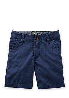OshKosh B'gosh Flat Front Shorts Boys 4-7