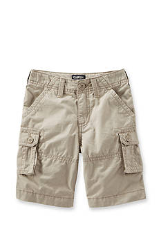 OshKosh B'gosh Khaki Cargo Shorts Boys 4-7