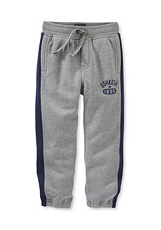 OshKosh B'gosh Solid Fleece Pants Boys 4-7