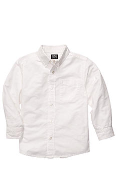 OshKosh B'gosh Woven Button Front Shirt Boys 4-7