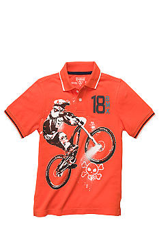 OshKosh B'gosh BMX Polo Shirt Boys 4-7
