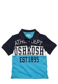 OshKosh B'gosh Athletic Color Blocked Polo Boys 4-7