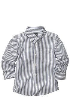 OshKosh B'gosh® Stripe Woven Shirt Boys 4-7