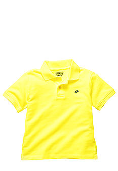OshKosh B'gosh Neon Yellow Polo Boys 4-7