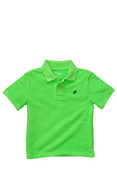 OshKosh B'gosh Neon Green Polo Boys 4-7