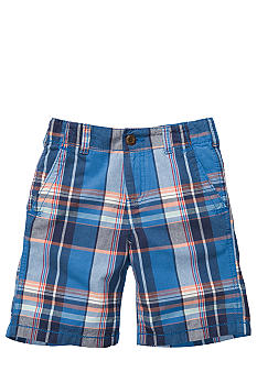 OshKosh B'gosh Plaid Shorts Boys 4-7