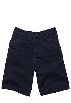 OshKosh B'gosh Navy Twill Shorts Boys 4-7