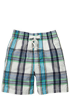OshKosh B'gosh Plaid Short Boys 4-7