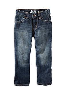 OshKosh B'gosh Medium Wash Straight Fit Jeans Boys 4-7