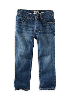 OshKosh B'gosh Anchor Dark Straight Fit Jeans Boys 4-7