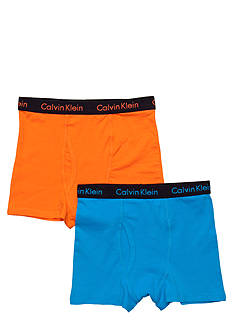 Calvin Klein 2-Pack Boxer Briefs Underwear Boys 4-20