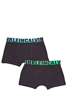 Calvin Klein 2-Pack Trunk Boys 4-20