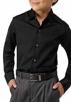 Calvin Klein Sateen Shirt Boys 8-20