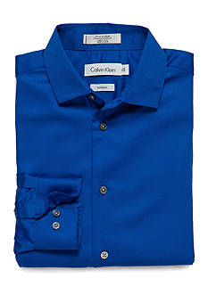 Calvin Klein Sateen Shirt Boys 8-20