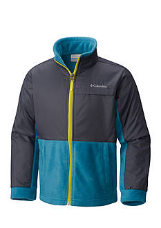 Columbia Steens Overlay Fleece Boys 8-20